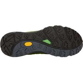 The North Face Ultra Fastpack III GTX Shoes Men TNF black/tender green